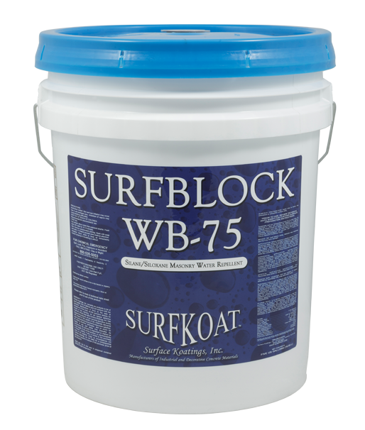 Surfblock WB-75    Tech Data Sheet