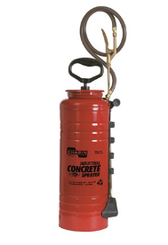 3.5-GALLON INDUSTRIAL VITON CONCRETE OPEN HEAD SPRAYER