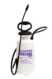 2-GALLON INDUSTRIAL ACETONE SPRAYER