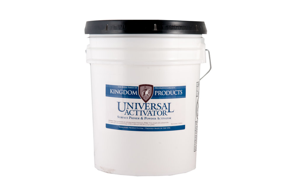 Universal Primer Activator   Packaged in 5 gal Pails   Technical Data