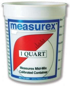 Measurex PP Container