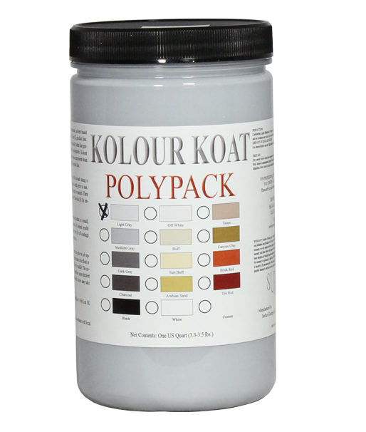 PolyPack Color Pack