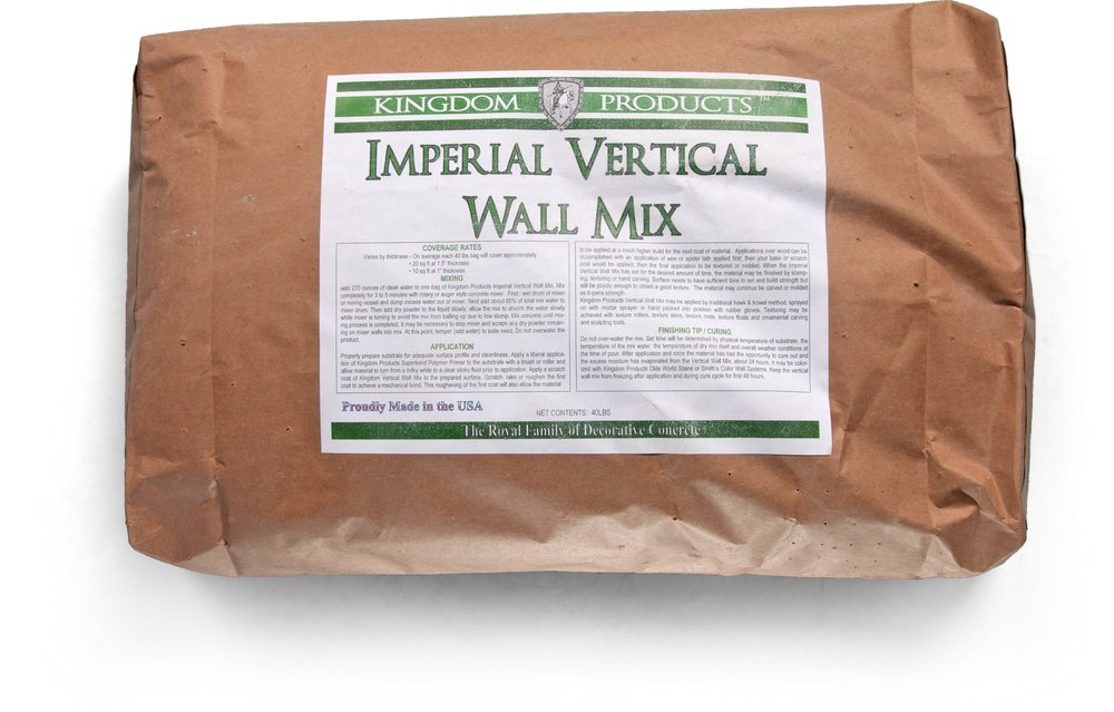 Imperial Vertical Wall Mix