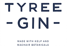 Copy of Tyree Gin kind supporter of Tiree Supper Club