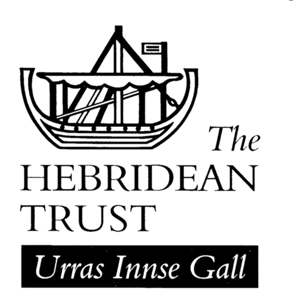 Copy of The Hebridean Trust - kind supporter of the Tiree Supper Club
