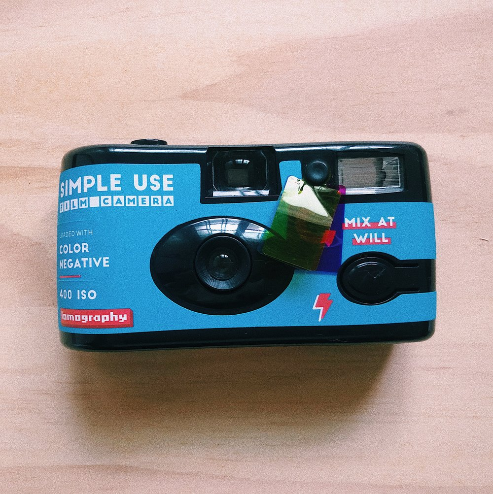Lomography Simple Use