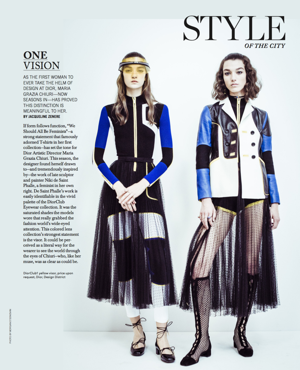 Fashion Features -