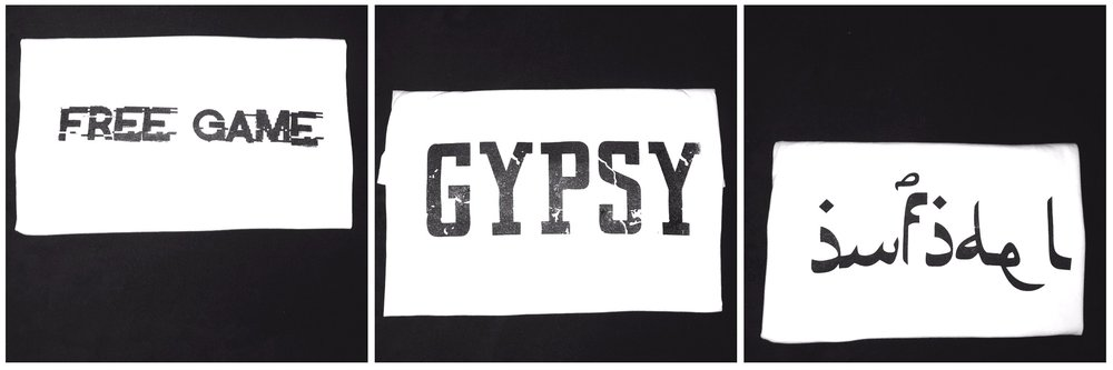"""GYPSYclothes - """"If You Relate We Related""""- GYPSY"""
