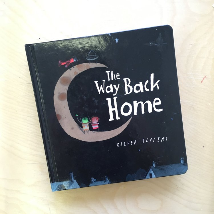 The Way Back Home  | Oliver Jeffers