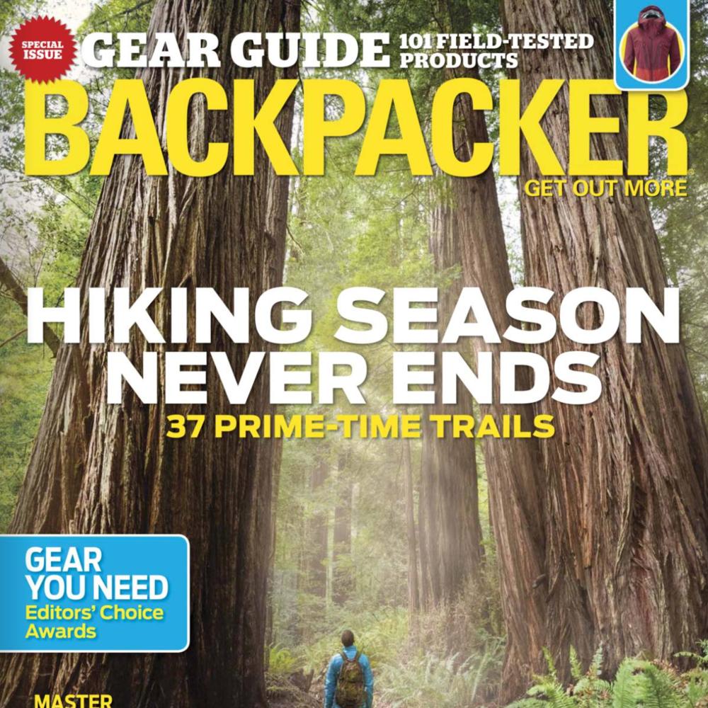 Fall Gear Guide: Fleeces   Backpacker Magazine — November 2017