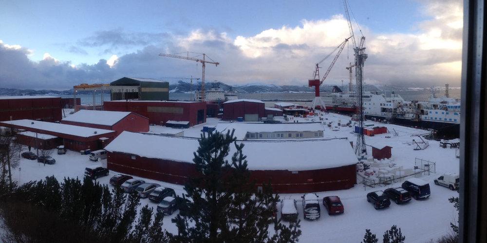 Fosen Shipyard