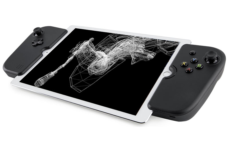 Supports Gamepads like the Gamevice
