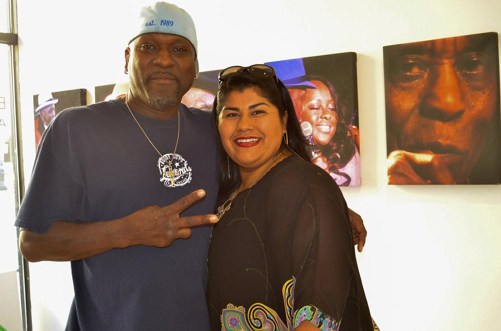 Greg Guy & Vicki Guy