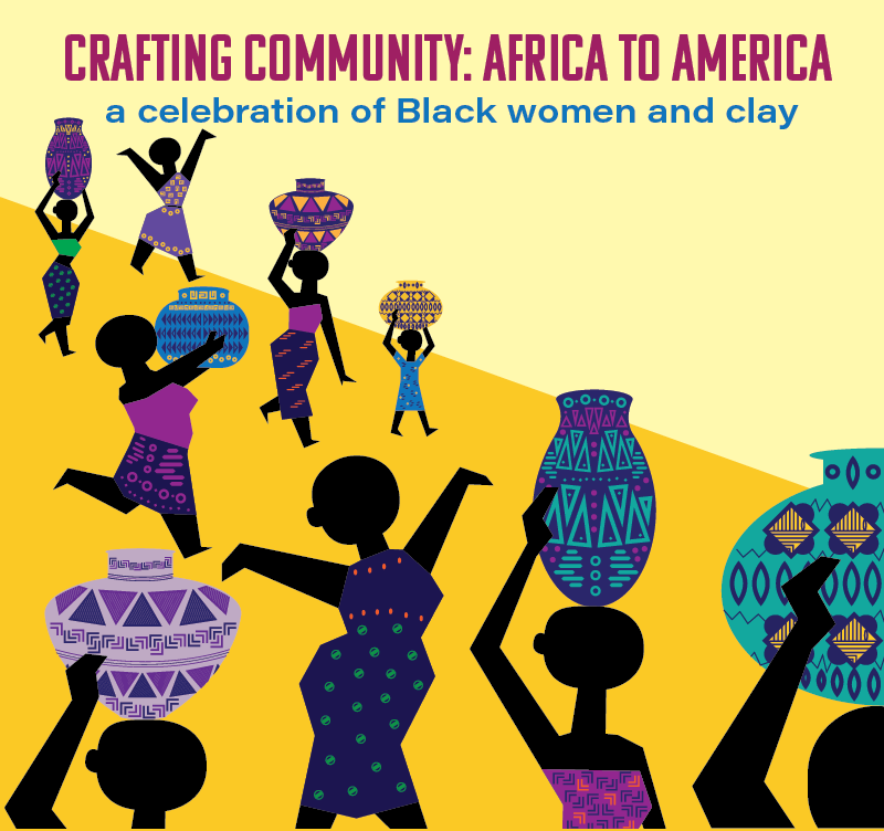 Project Statement - My intention for CRAFTING COMMUNITY: Africa to America is to use pottery making as a tool to celebrate and connect a diverse demographic of Black women. The project encompassed studying under female Master Potters in Ghana West Africa and building upon those lessons to curate unifying artistic experiences for Black women in my hometown. A more detailed project summary is provided HERE.CRAFTING COMMUNITY is the product of my desire to foster social connections through art. Like many artists, I believe in the ability of art to heal, empower, and catalyze personal transformation. My long-term aspiration is for CRAFTING COMMUNITY to evolve into a broader movement for creative social change in the future.
