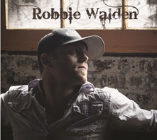 "Robbie Walden - 2010  First singles CD included ""Take Me Back"" & ""Baby Girl"""