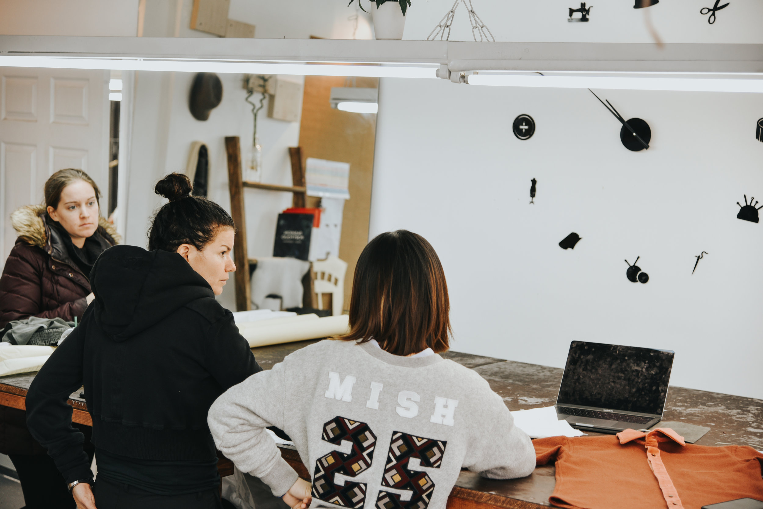 Why designer clothing startups are returning to American