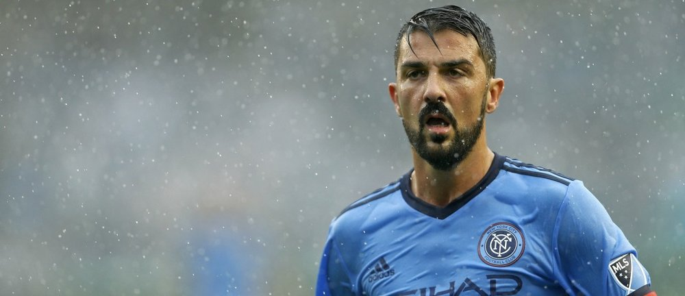 Last word on sports -  The Naked and the Dead: NYCFC's loss to D.C. United