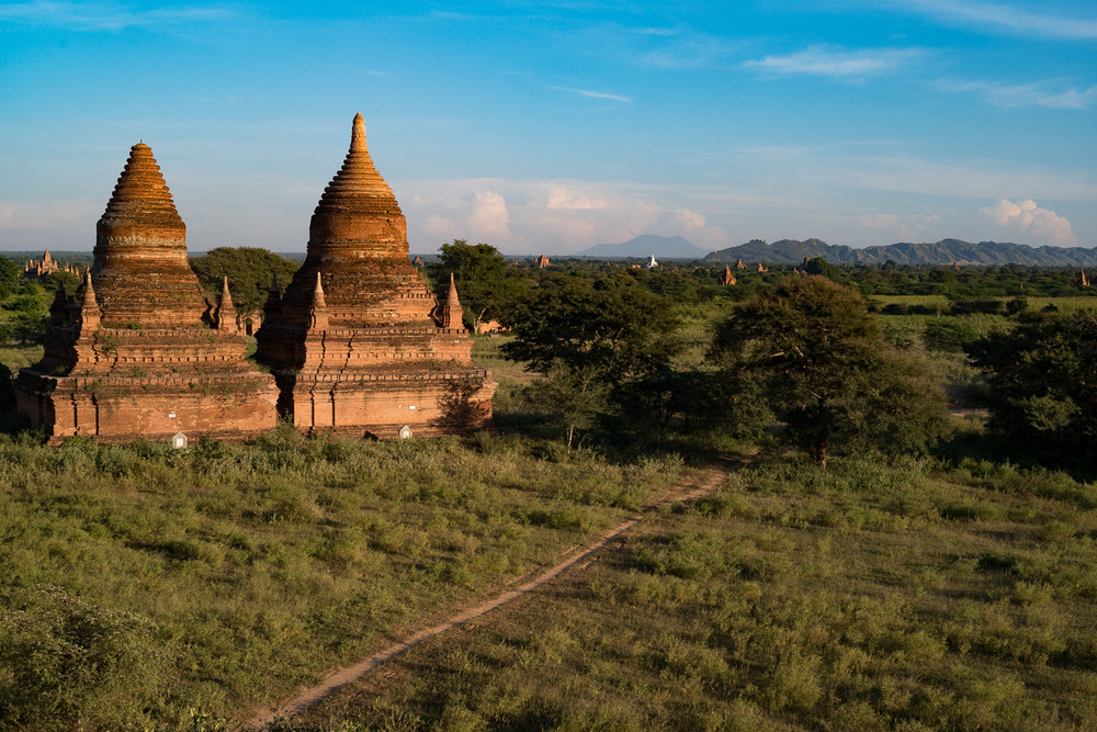 Bagan Shrines
