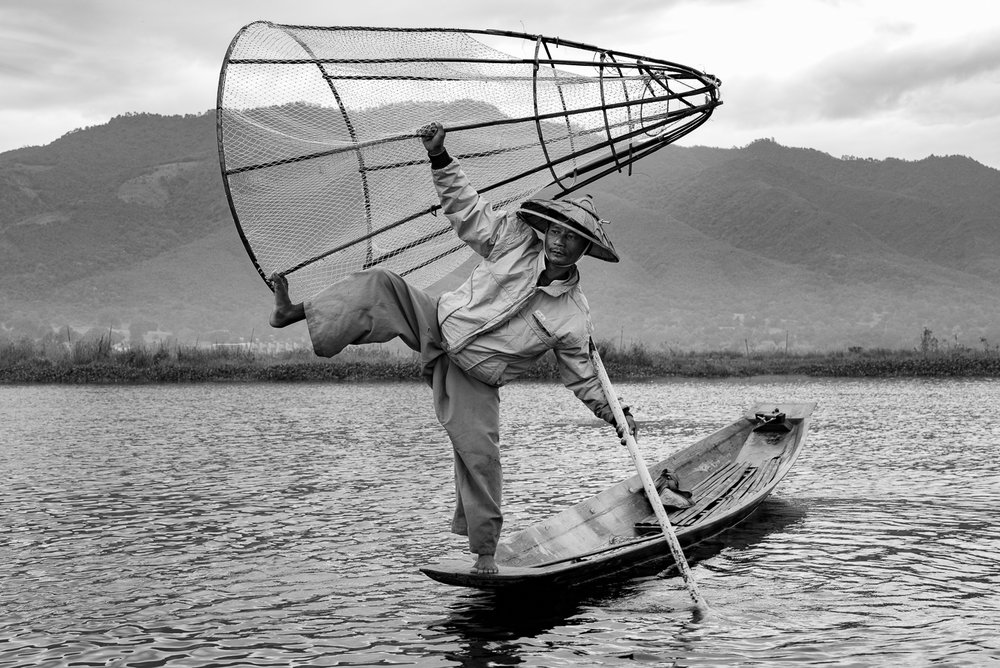 Fisherman I, Inle Lake