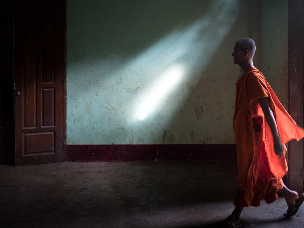 Yangon Monastery