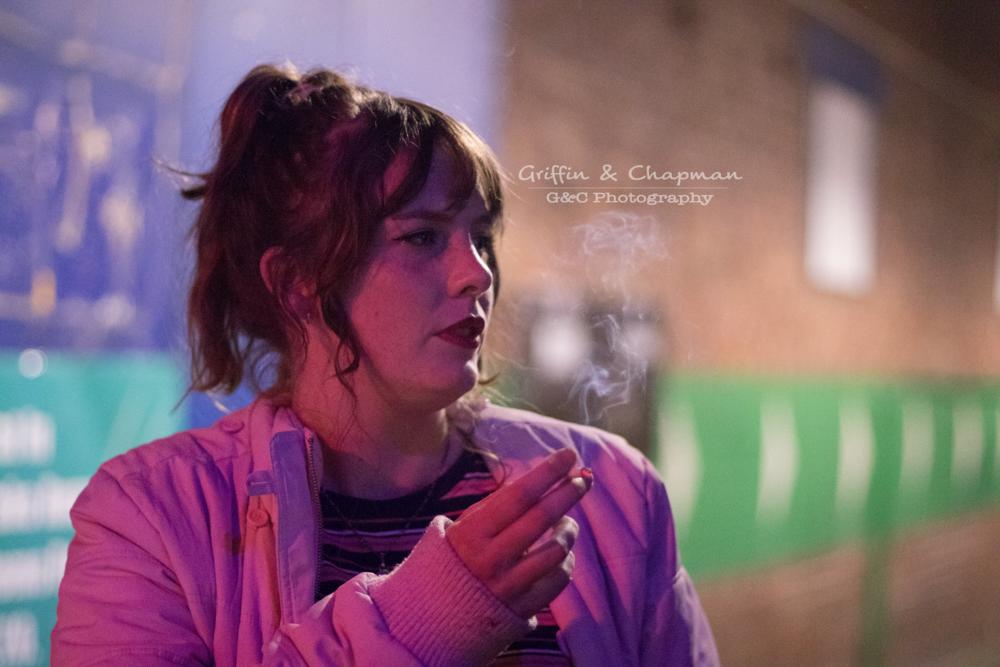 Sarah Smoke-- photo by Taylah Chapman