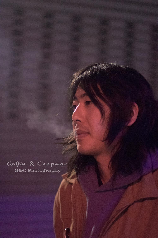 Yuta Smoking