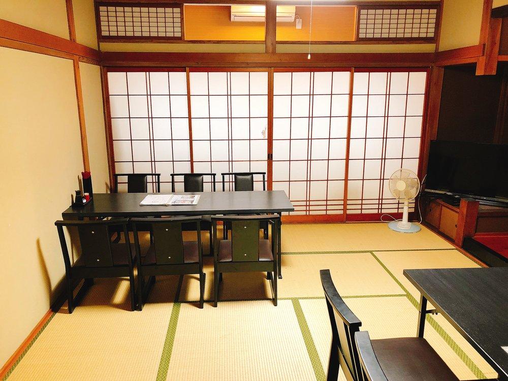 持田家の店内(2階)