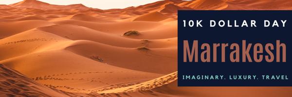 10k Dollar Day in Marrakesh, Morocco - Episode 40