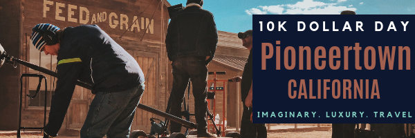 10k Dollar Day in Pioneertown, California - Episode 42 - picture courtesy of Chris Murray via Unsplash