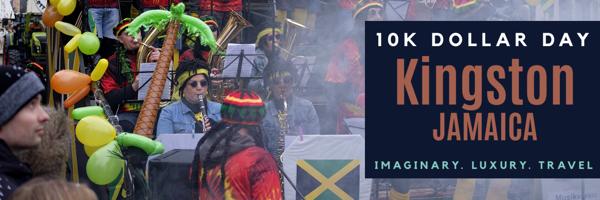 10k Dollar Day in Kingston, Jamaica - Episode 44