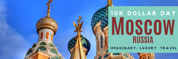 10k Dollar Day in Moscow, Russia - Episode 39