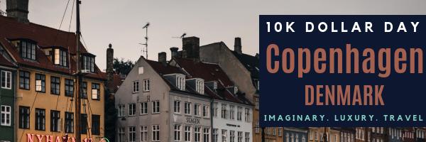10k Dollar Day in Copenhagen, Denmark - Episode 46