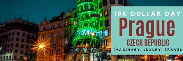 10k Dollar Day in Prague, Czech Republic - Episode 37