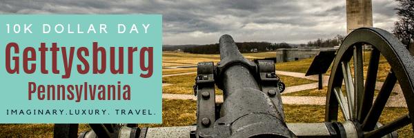 10K Dollar Day in Gettysburg, Pennsylvania, USA - Episode 47