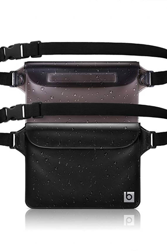 Waterproof Fanny Packs $9.55-17.97