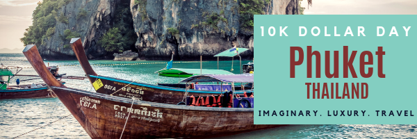10K Dollar Day in Phuket, Thailand