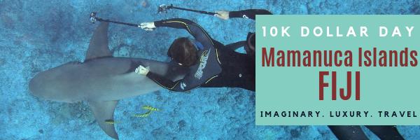 10K Dollar Day in Mamanuca Islands, Fiji