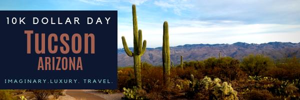 10K Dollar Day in Tucson, Arizona