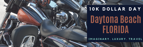 10K Dollar Day in Daytona Beach, Florida