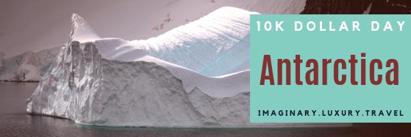 10K Dollar Day in Antarctica