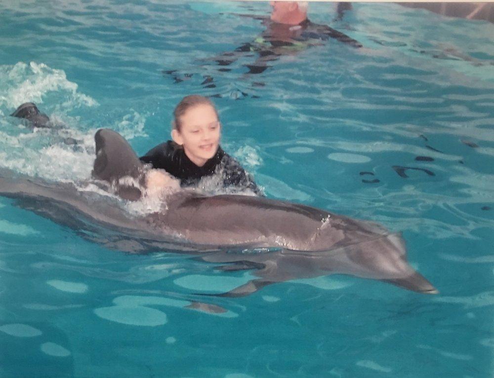 Nic w dolphin.JPG