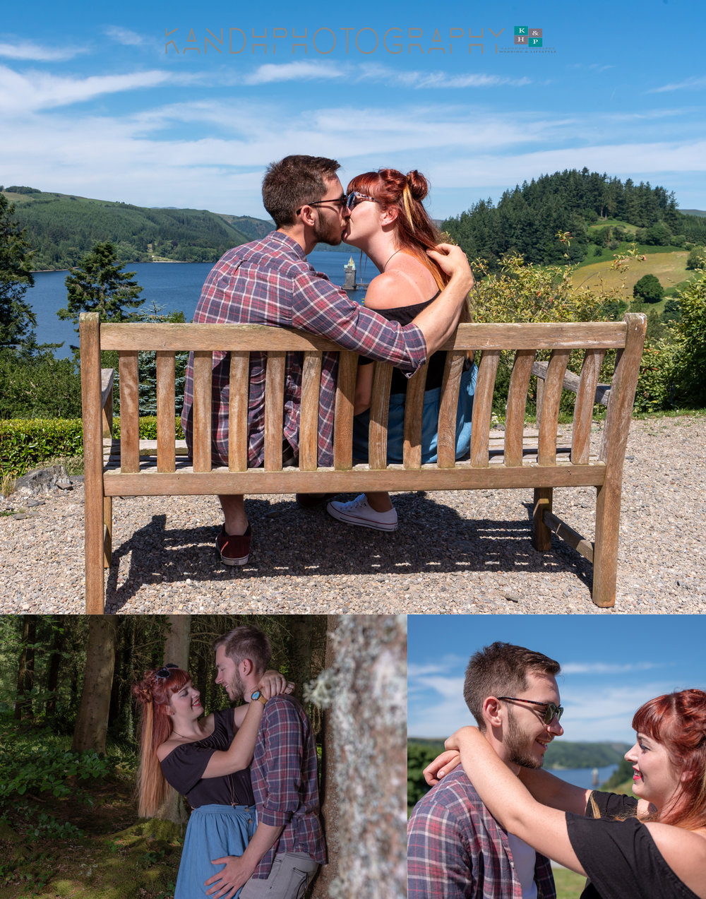 Engagement photography.