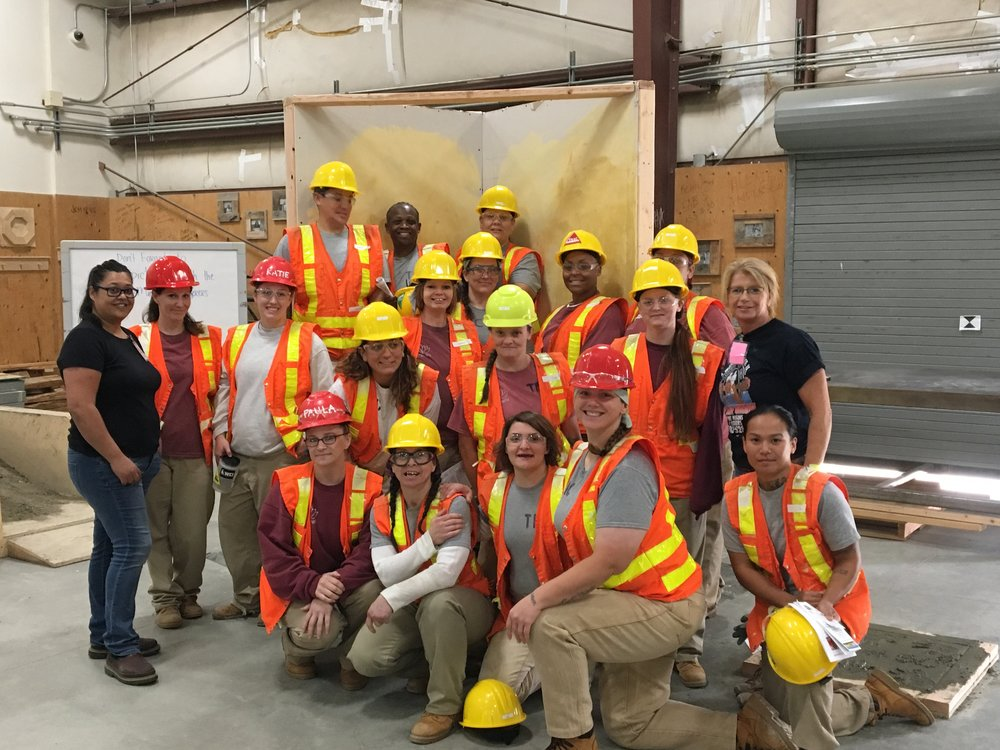 women from every background - TRAC program …