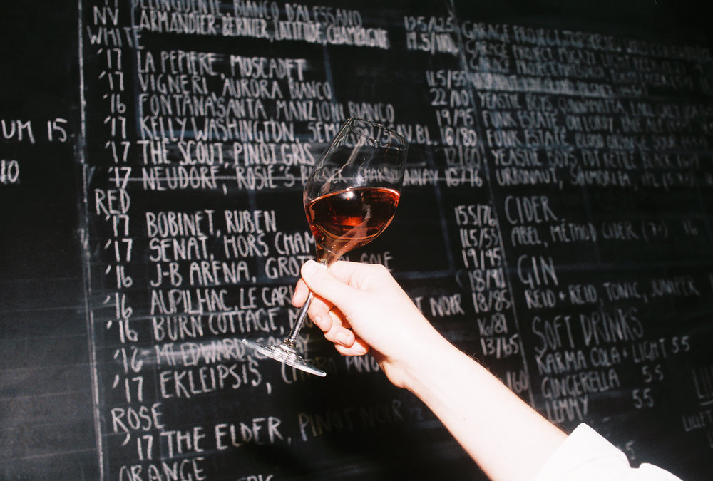 Word on the Street named us one of the best spots in Wellington to drink natural wines.   Want to read more?
