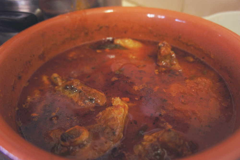 Authentic Tomato Sauce Calabrian Style