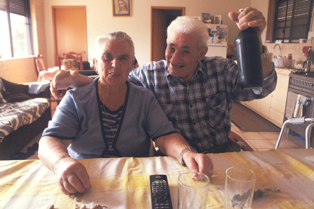 Italian Grandparents