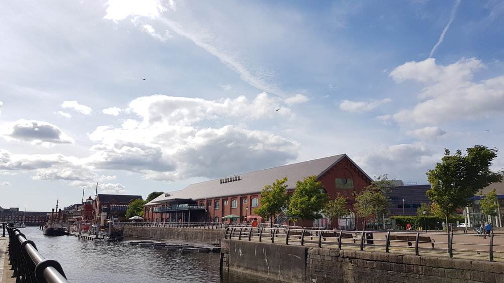 National Waterfront Museum, Swansea