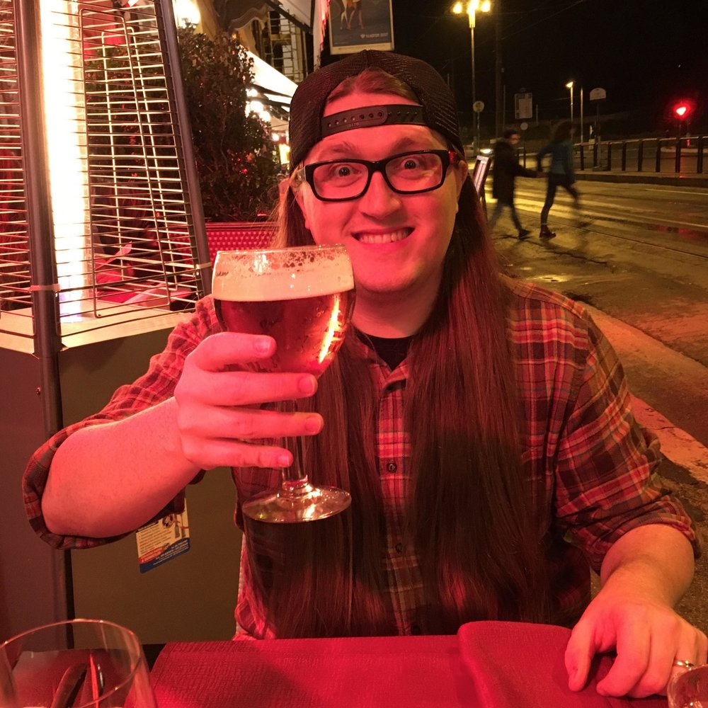 Adam Sillman - Lynhart Hillman   From Swansea, UK. Lived in Swansea his whole life. Likes poetry, whisky, heavy musics, and amateur blade-smithing.  Playing a Dwarf / Cleric (War) / Pirate  [ The Crunch ][ Twitter ][ Boozydude @ TasteSwansea ]