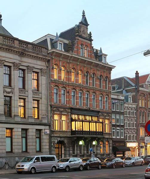 Amsterdam - January-February