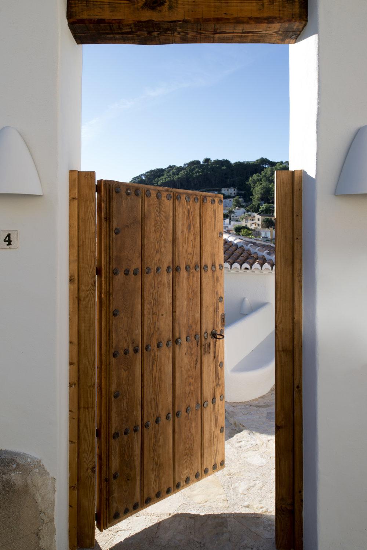 Casa Maura Javea wood entrance door.jpg